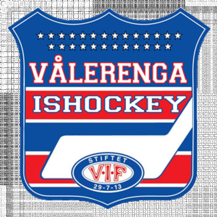Hockey-crest hvit bakgrunn